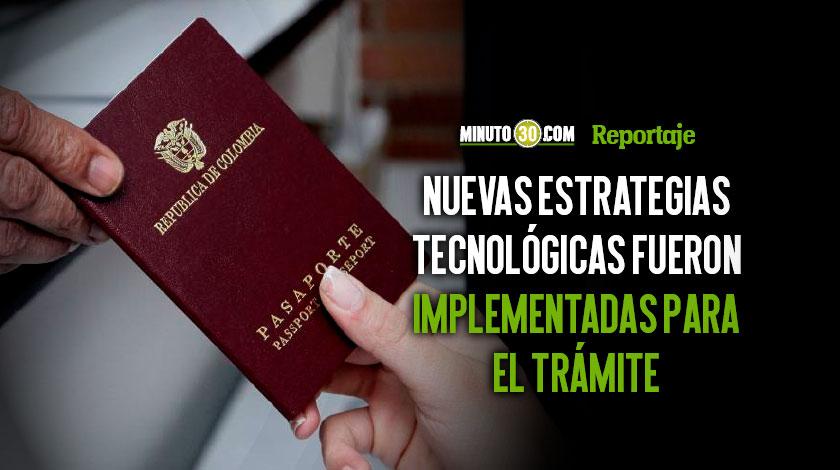 Maravilloso Sacar el pasaporte en Antioquia sera mas facil