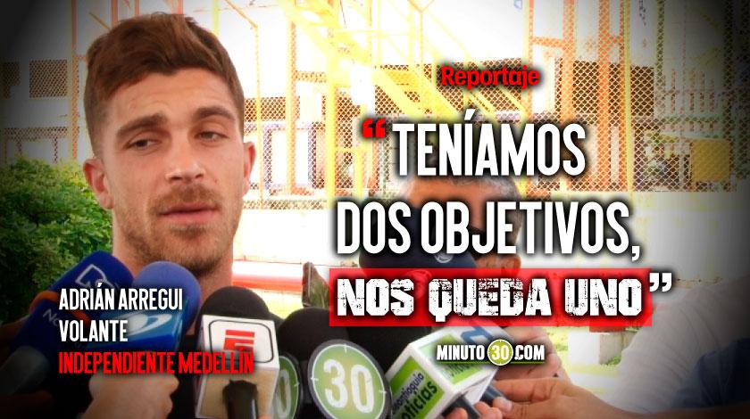 Medellin no se quedara lamentando eliminacion de Liga y va por título de Copa aguila