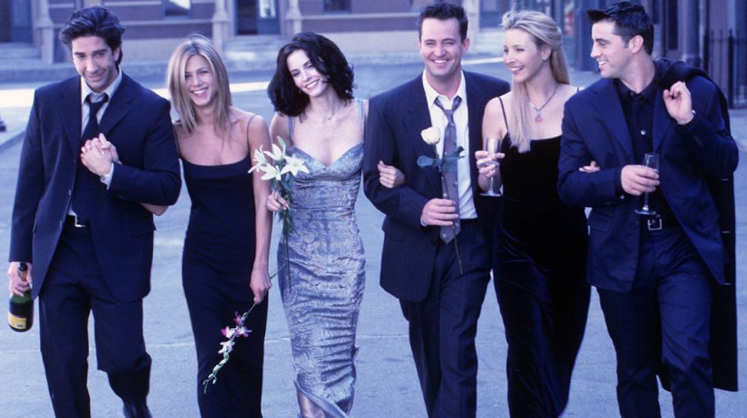 hbo max estaria haciendo show con elenco original de friends 13.11.19
