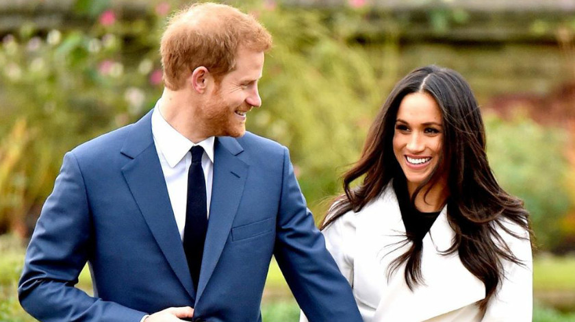 principe harry y meghan markle 27.11.19