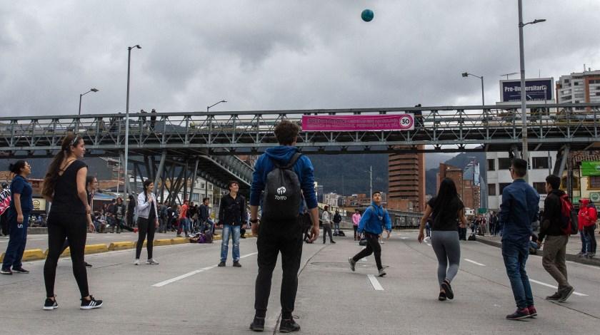 protestas colombia universidad