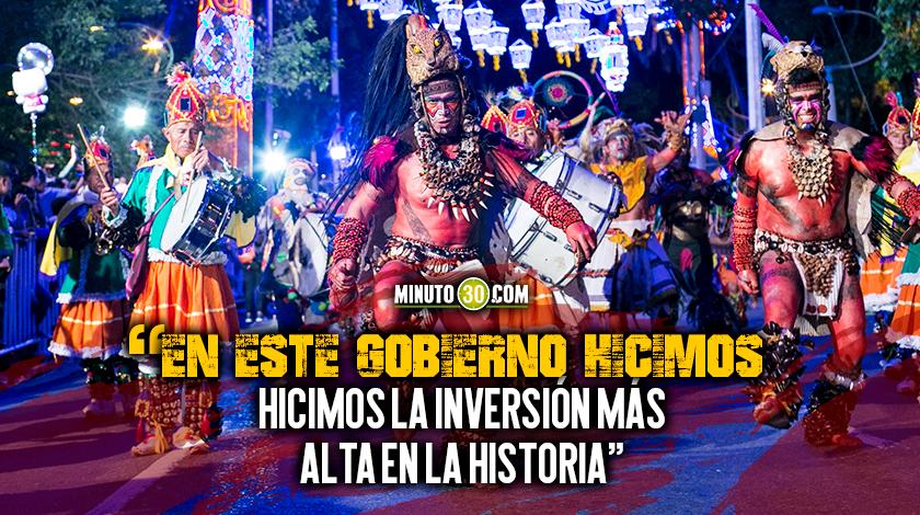 840 El arte y la cultura en Medellín logró el 25 más de inversión que en el cuatrienio pasado