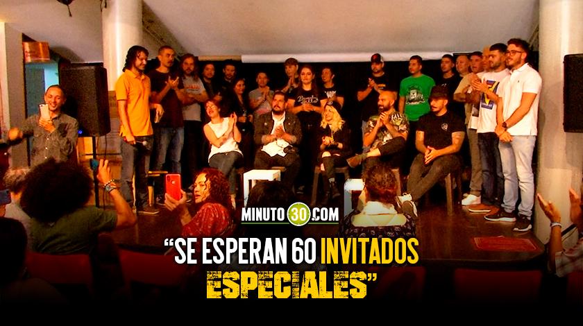 840 Este domingo las manifestaciones en Medellín cerrarán con un gran concierto