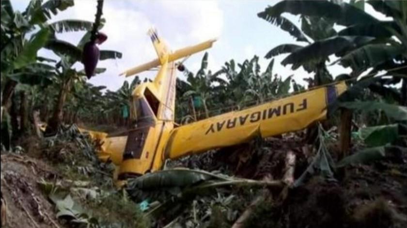 Avioneta accidentada Apartado Antioquia