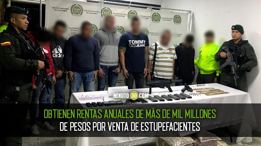 """Importante operativo con el grupo criminal """"Limonar Uno"""""""