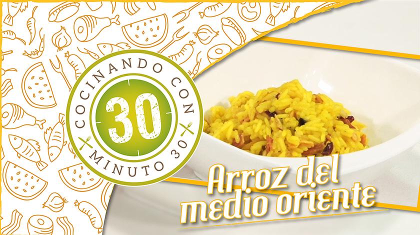ARROZ DEL MEDIO ORIENTE PORTADA 840
