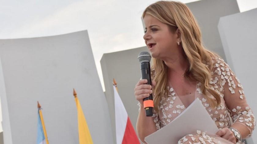Elsa Noguera Gobernadora