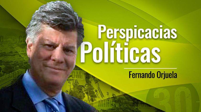 Fernando Orjuela Perspicacia Política