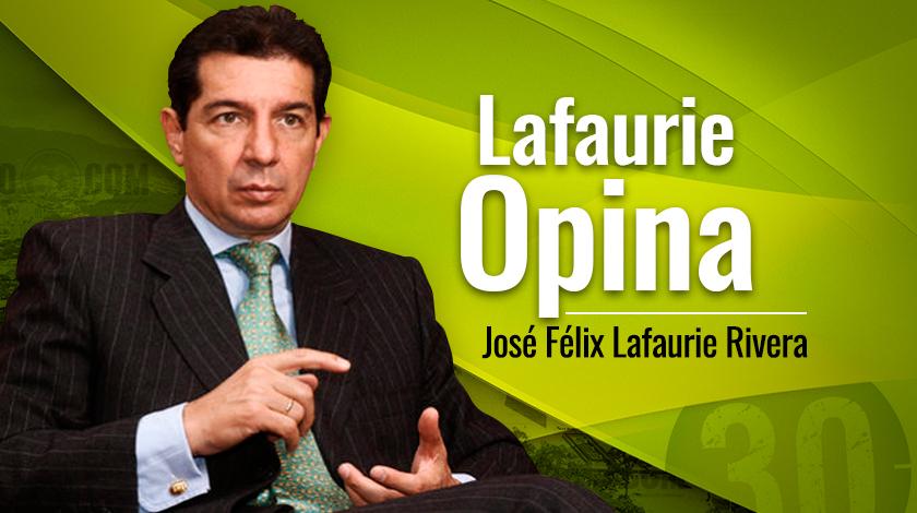 José Félix Lafaurie Rivera Lafaurie opina