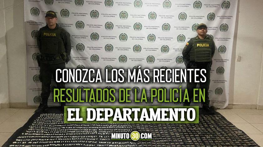 Las autoridades de Antioquia hallaron a un carro con 26 millones en alucinogenos