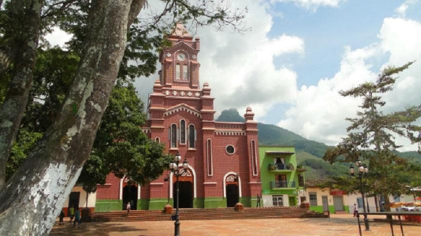 Municipio San Carlos Antioquia