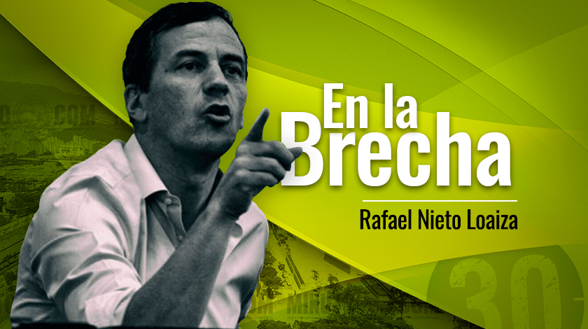 Rafael Nieto Loaiza En la Brecha
