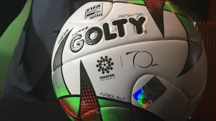 balon de futbol colombia