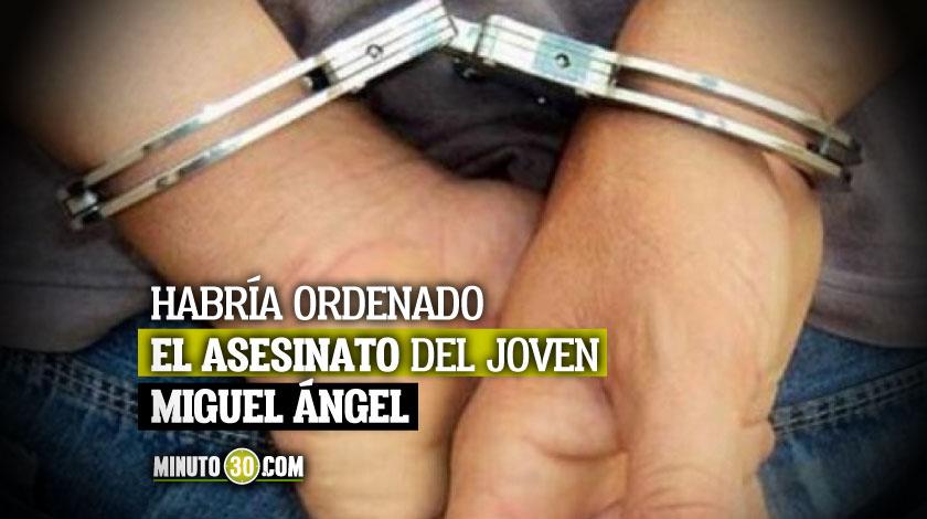 Capturado alias Santiaguito jefe de sicarios de la Agonia Medellin
