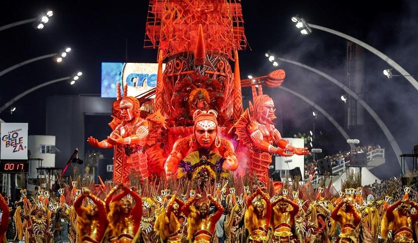 Carnaval sao paulo 2