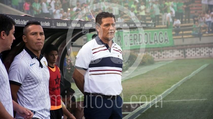 Flabio Torres entrenador colombiano