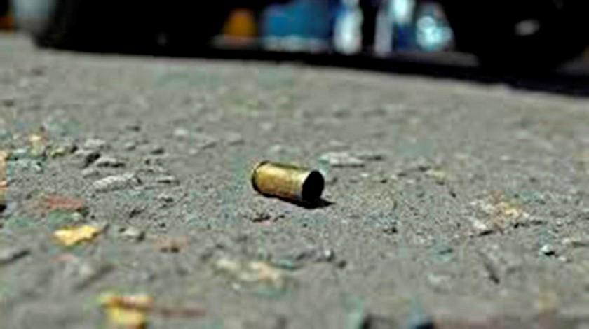 asesinado bala