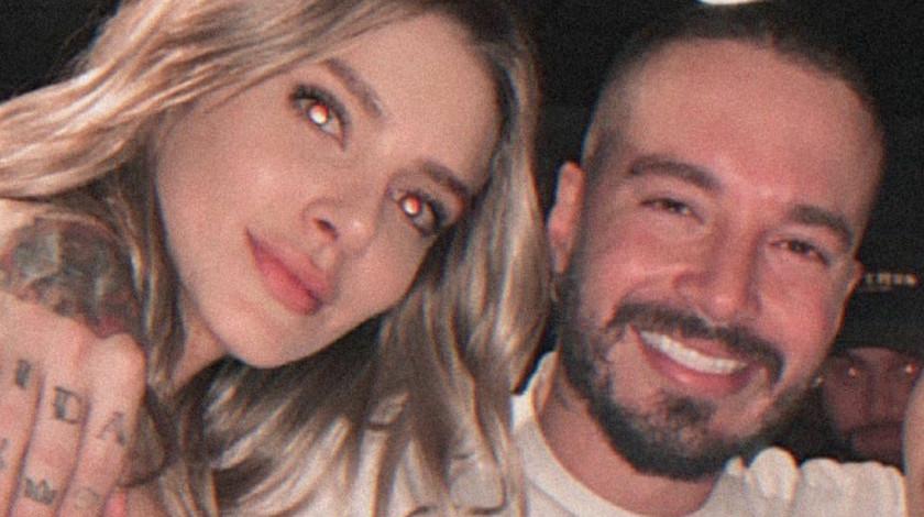 VIDEO: ¡OMG! Valentina Ferrer confiesa si es o no novia de J Balvin |  Minuto30.com
