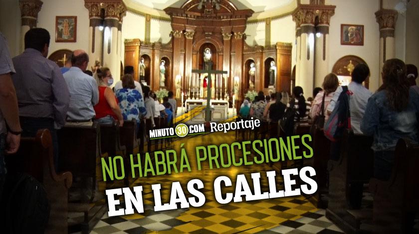 Arquidiocesis de Medellin definio como se llevara a cabo la Semana Santa en la ciudad