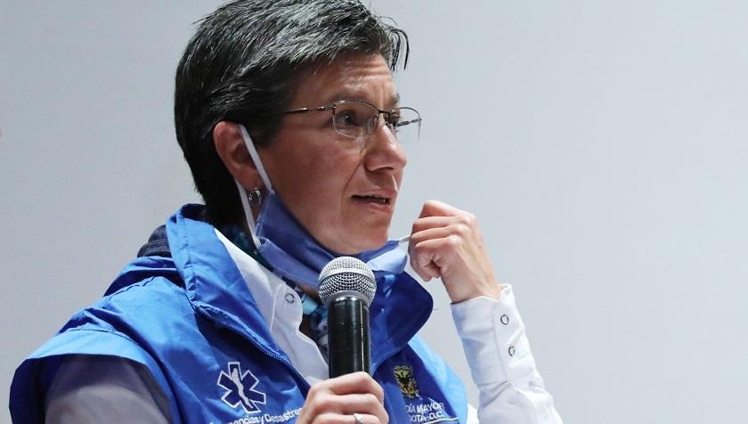 Claudia López carga contra el Gobierno por Día sin IVA
