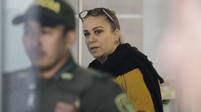 Maria Claudia Daza exasesora de Alvaro Uribe Velez