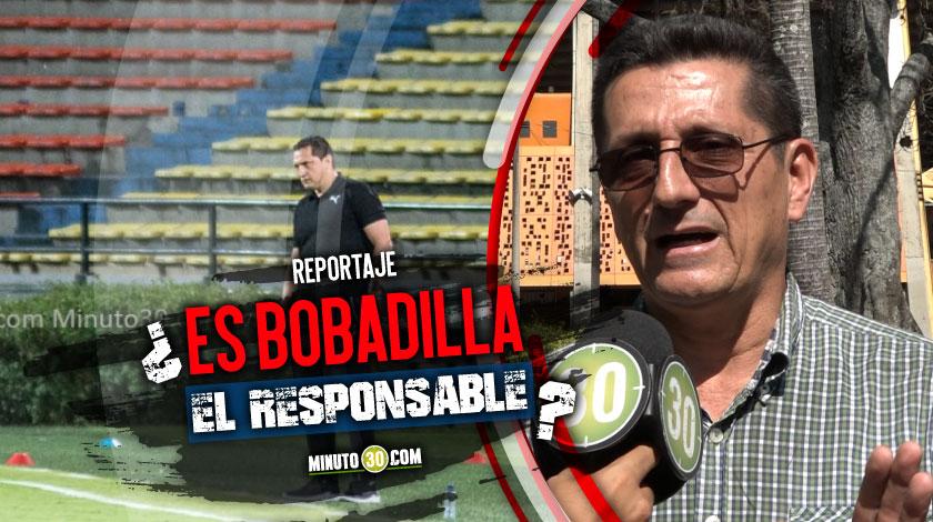Periodista deportivo analizo la situacion que vive Independiente Medellin