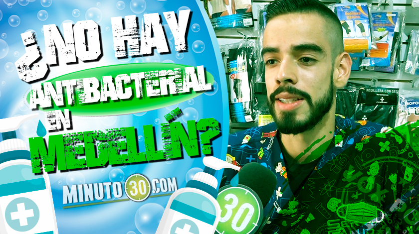 Portada VOXPOP Lo que más compran Las farmacias de Medellín se están quedando sin alcohol ni antibacterial 840