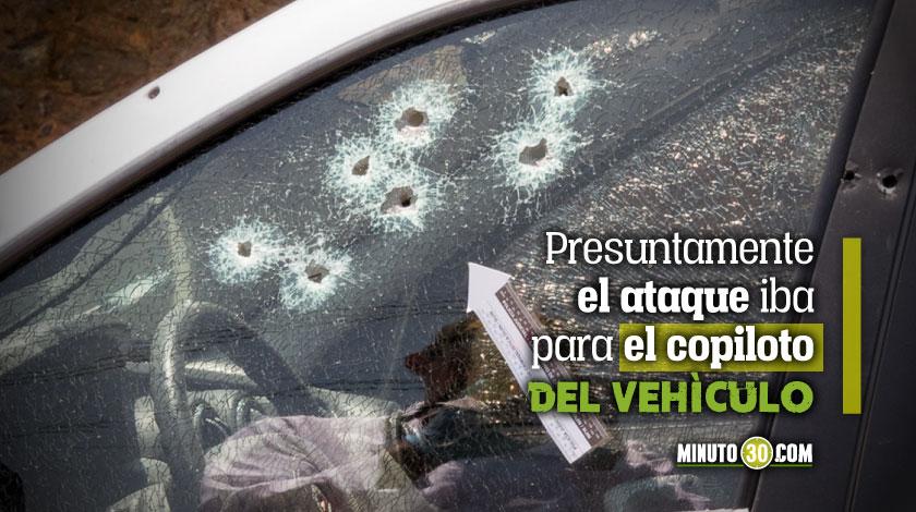 Se murio el otro hombre herido en ataque sicarial por el Parque Juanes