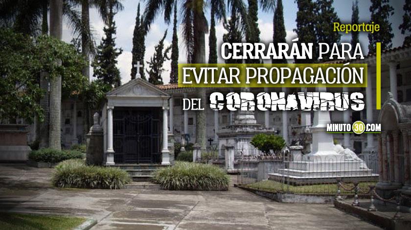Si usted tiene un ser querido fallecido en el Cementerio San Pedro solo puede visitarlo manana
