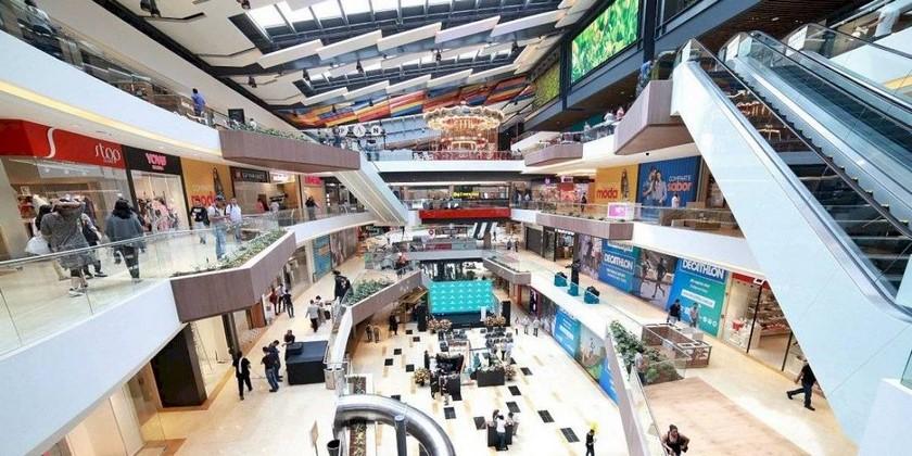 centros comerciales medellin
