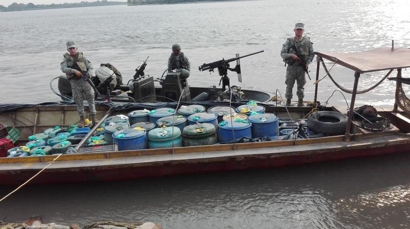 galones 1 armada 1