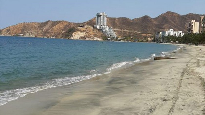 playas santa marta