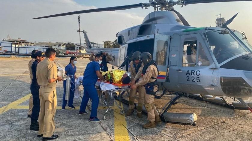 rescate costarricense