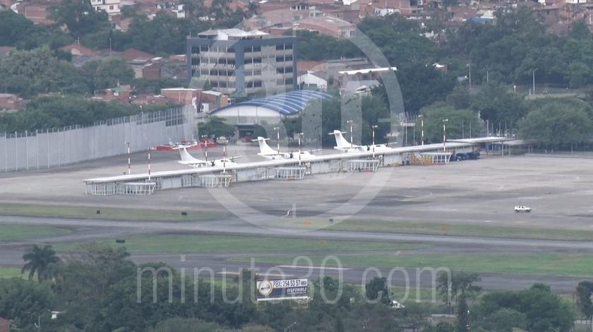 Vuelos internacionales volverán a Colombia en septiembre: Aerolíneas vuelos: Aeropuerto Olaya Herrera Medellin