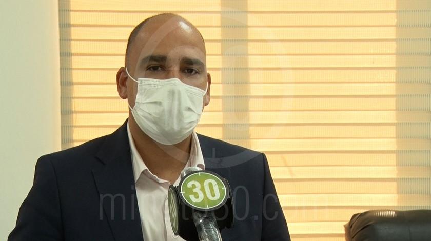 Alcalde del municipio de Bello Antioquia Oscar Andres Perez Munoz2