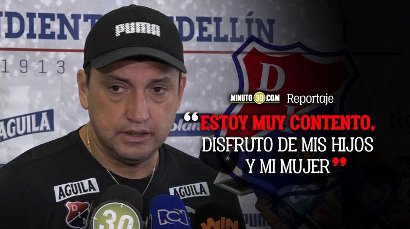 Aldo Bobadilla confeso que ha disfrutado la cuarentena 1