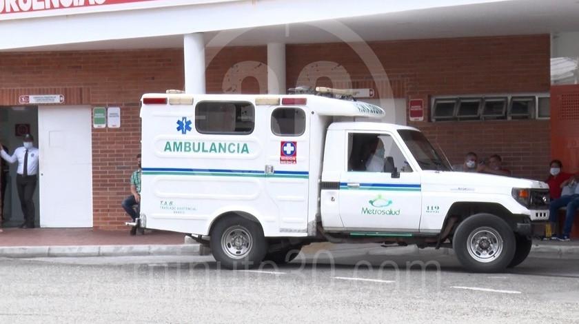 Accidente en Buenos Aires