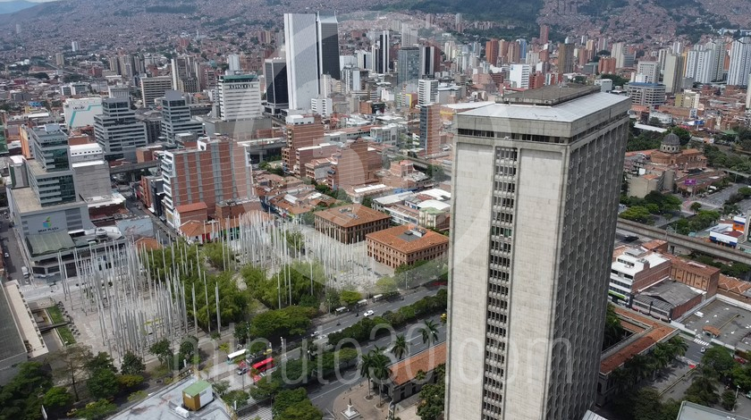 Centro Administrativo La Alpujarra Medellin centro Antioquia Asamblea Concejo Gobernacion Alcaldia10