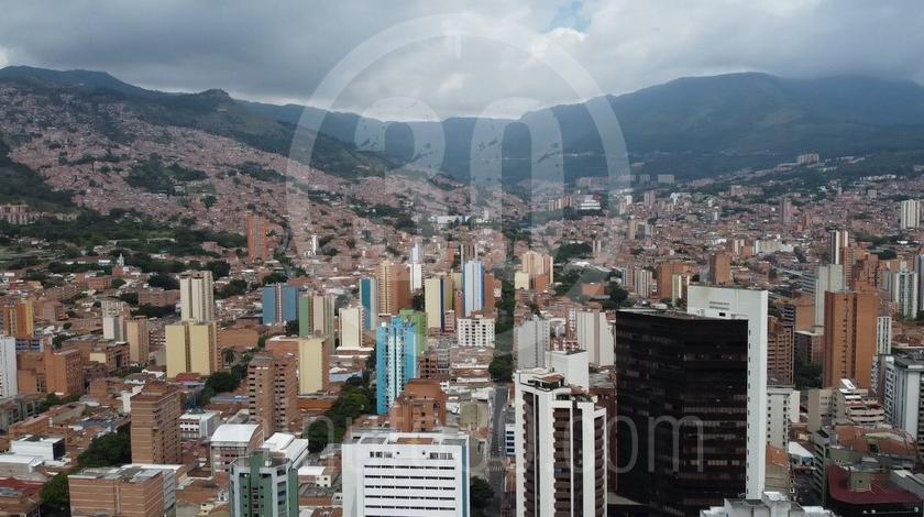 Centro de Medellin noticias ciudad cuarentena calles12