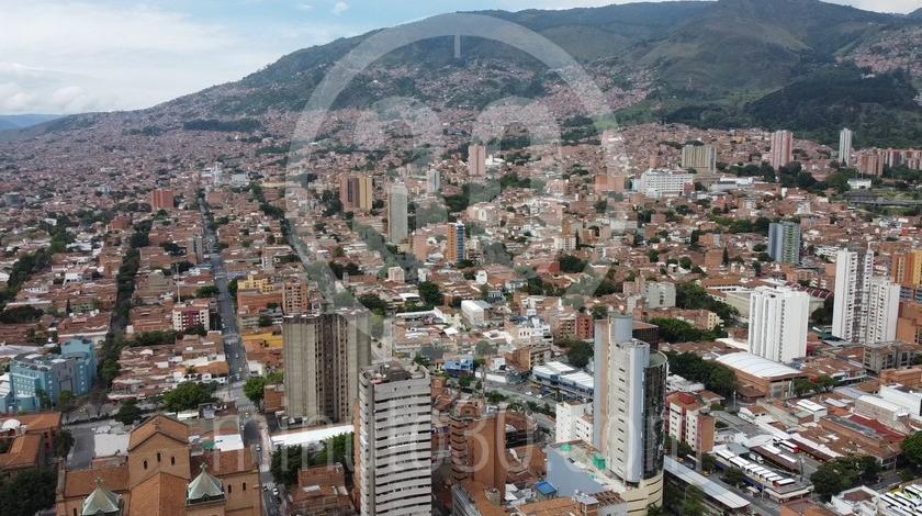 Mapa de gravedad del coronavirus en Medellín: 15 ya han fallecido