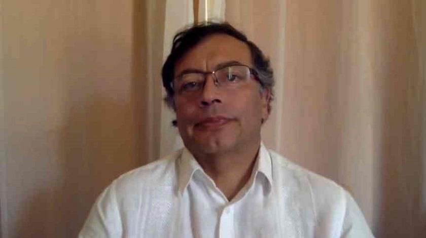 Petro convoca a movilizaciones en Medellín a las 3 pm