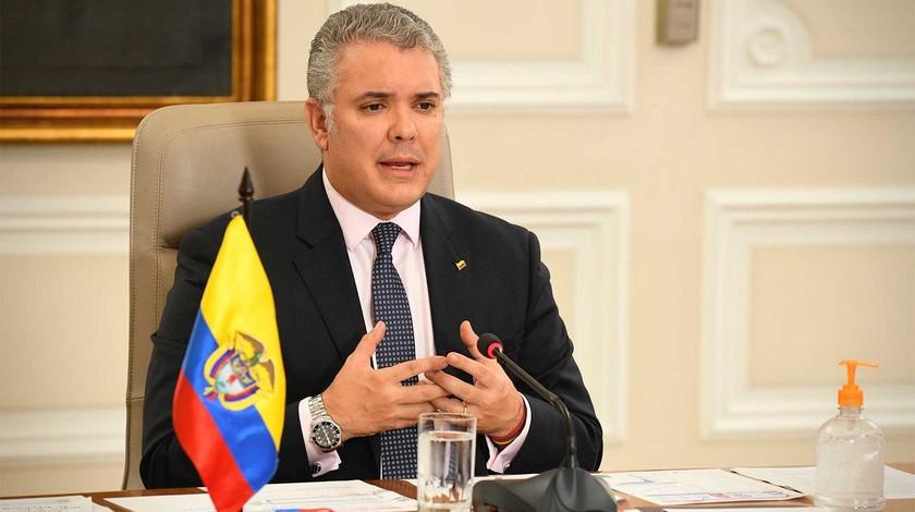 Ivan Duque presidente de Colombia