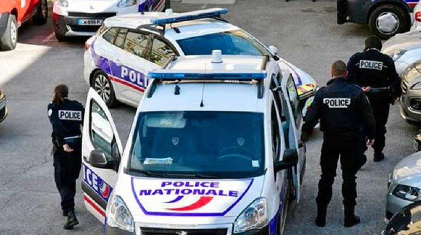 policia francesa