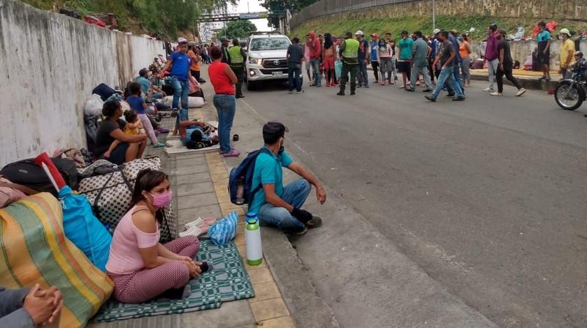 Ciudadanos venezolanos extranjeros noticias Colombia