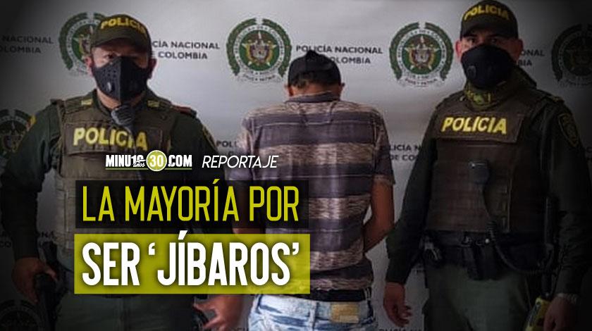 En lo que va del ano han capturado mas de 80 venezolanos delinquiendo en Antioquia