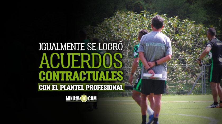 Juan Carlos Osorio renovo contrato con Atletico Nacional