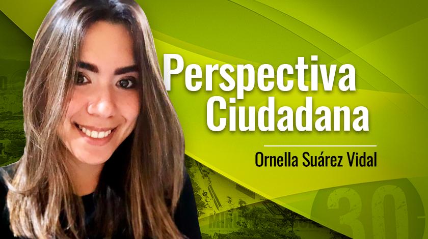 Ornella Suárez Vidal Perspectiva Ciudadana
