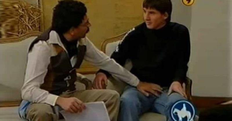 Lio Messi acosado en programa argentino