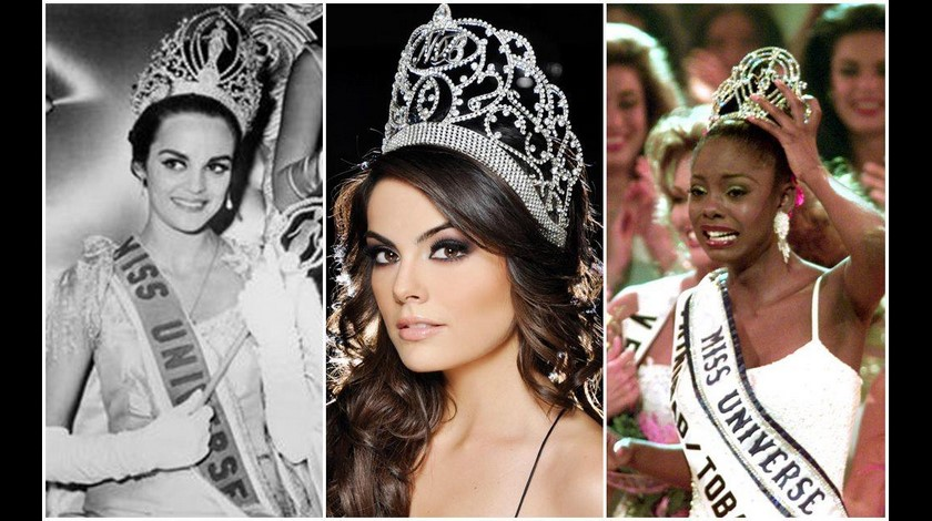 Miss Universe Colombia Coronas