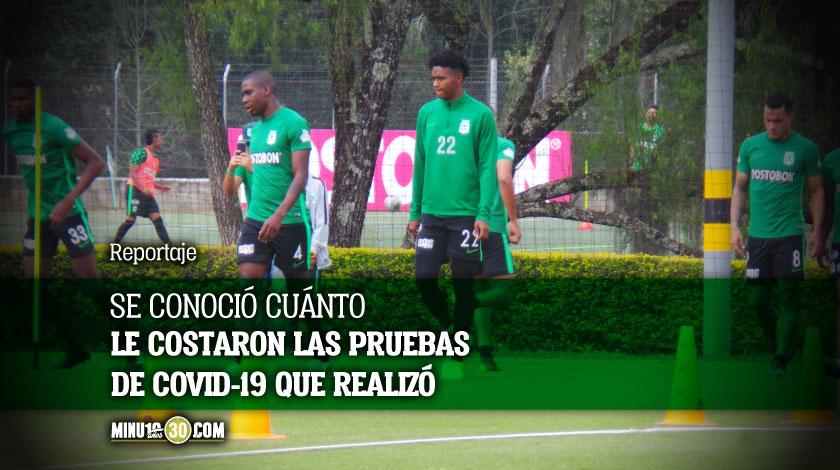 En Nacional esperan que los otros equipos sean tan responsables como lo son en el Verde